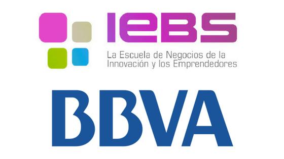 IEBS y BBVA cierran un acuerdo de colaboración para apoyar el ecosistema financiero emprendedor