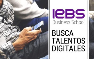 IEBS busca nuevos talentos digitales