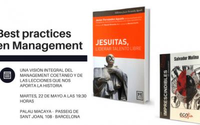 Best practices en Management – Presentación libro Javier Fernández Aguado