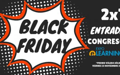 Llega el Black Friday a EXPOELEARNING