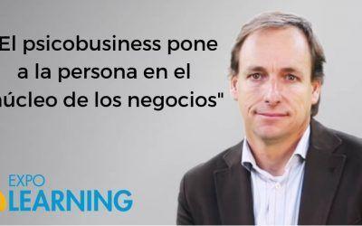 """Asier de Artaza: """"El psicobusiness pone a la persona en el núcleo de los negocios"""""""