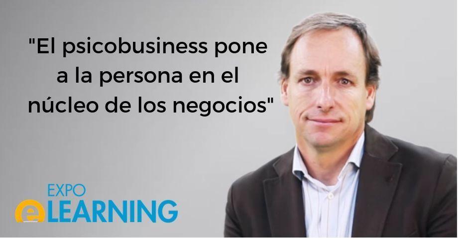 Asier de Artaza: «El psicobusiness pone a la persona en el núcleo de los negocios»