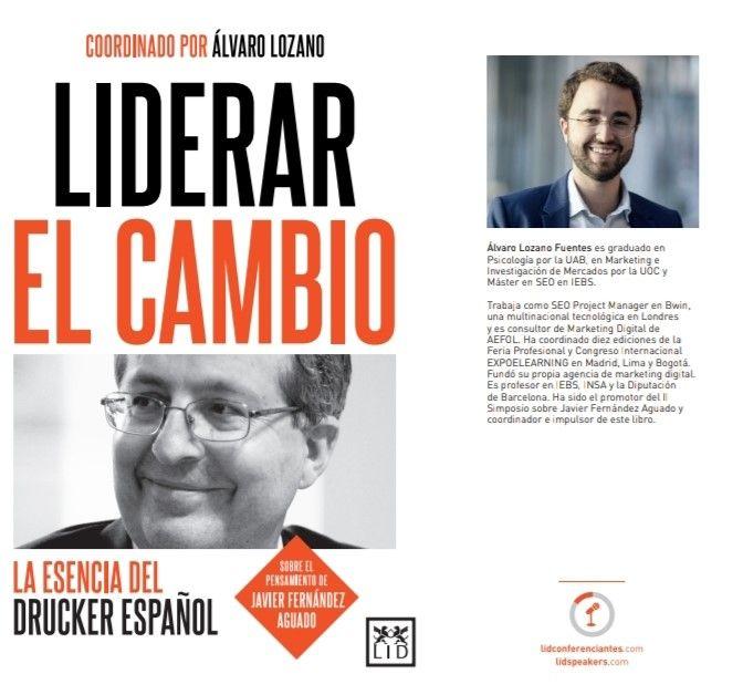 Nuevo libro sobre el pensamiento de Javier Fernández Aguado ya en venta