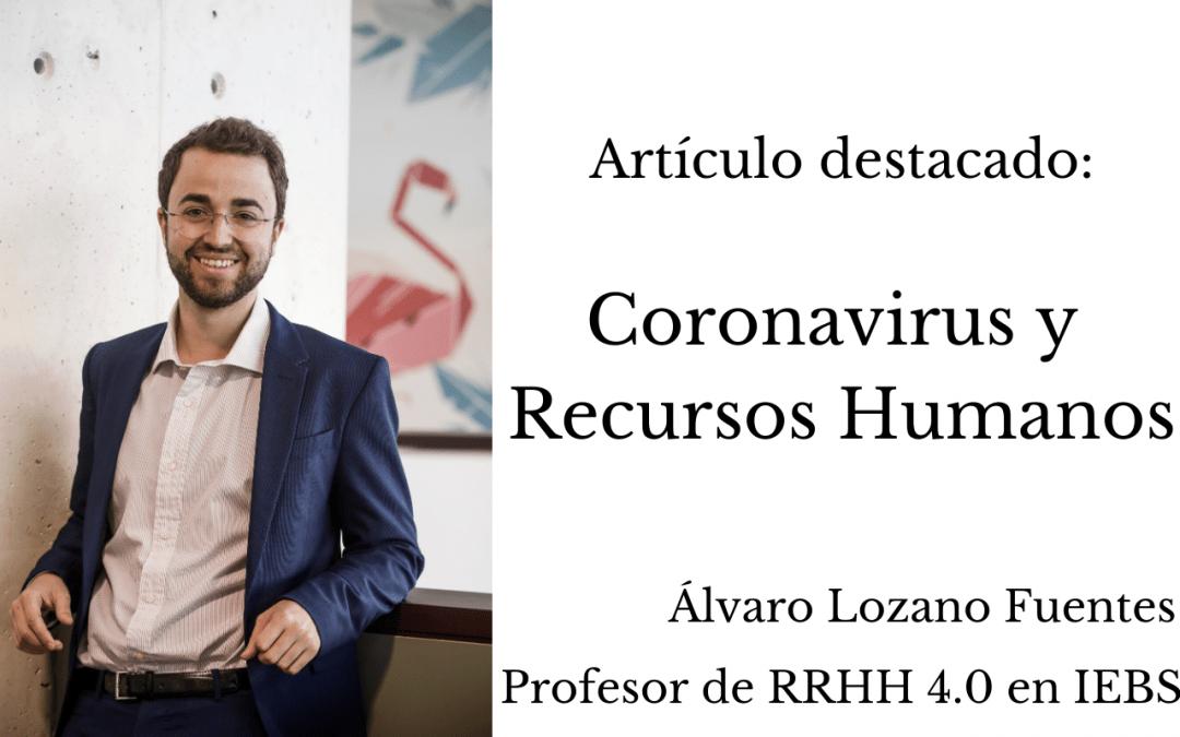 Coronavirus y Recursos Humanos
